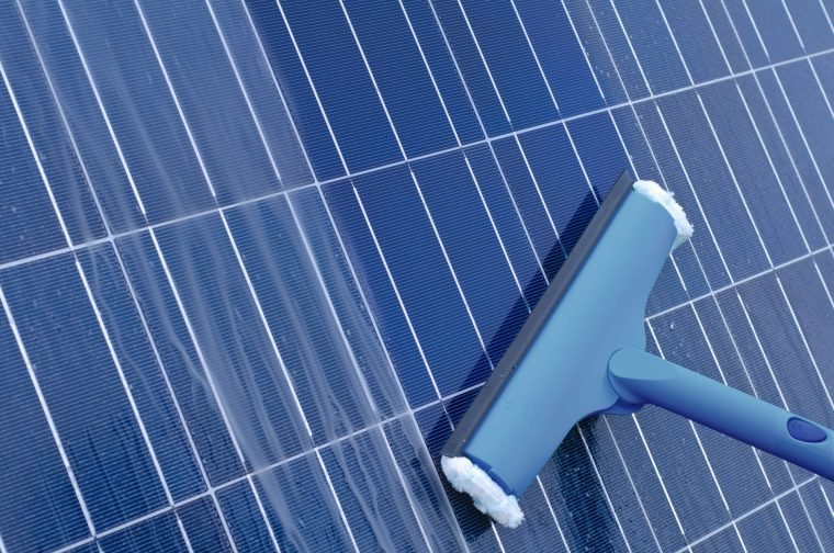 Why Professional Solar Panel Cleaning is a Must